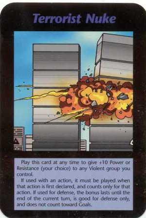 demolición nuclear de las torres gemelas