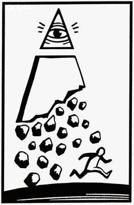 piramidecaida